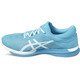 asics fuzeX Rush Shoes Women aquarium/white/pale blue